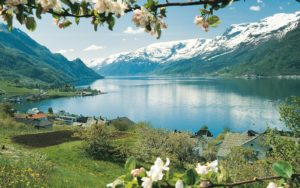 Praca w Norwegii