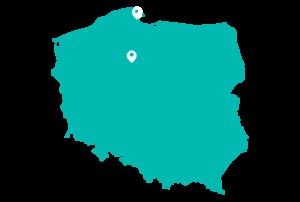 Mapa baz opiekunów Open Europe